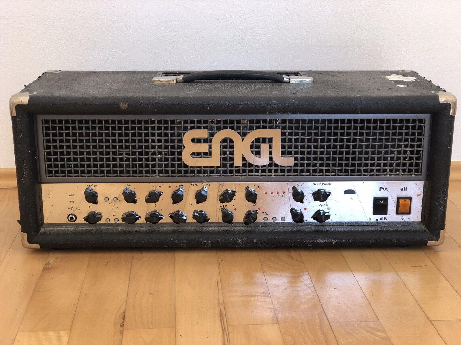 Verstärker Topteil E-Gitarre Engl Powerball E645 V2 Amp