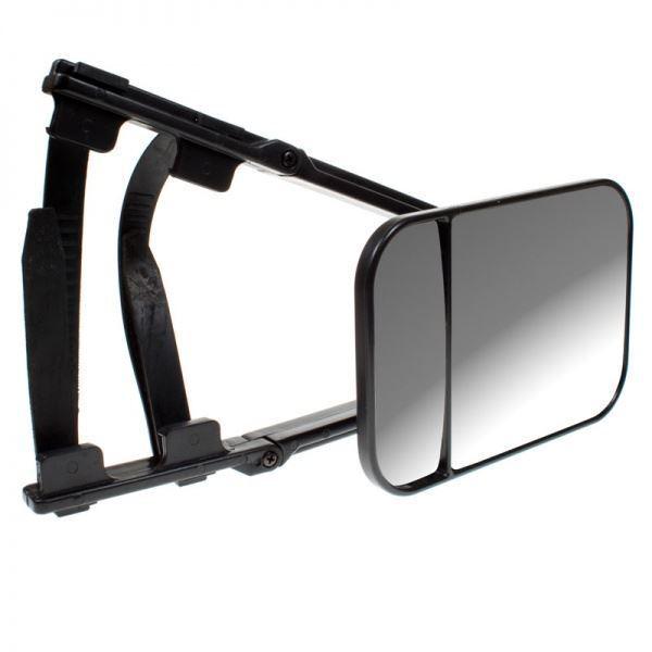 Vauxhall Adam Caravan Trailer Extension Towing Dual Mirror Glass Convex Single