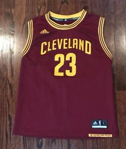 0c531d202012 Boy s Youth NBA Lebron James  23 Adidas Jersey Size Large