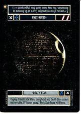 STAR WARS CCG REFLECTIONS VRF CARD DEATH STAR