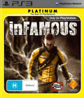 inFAMOUS Playstation 3 PS3 GAME PAL