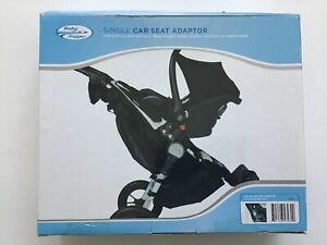 Baby Jogger Single Car Seat Adaptor Britax Evenflo Graco