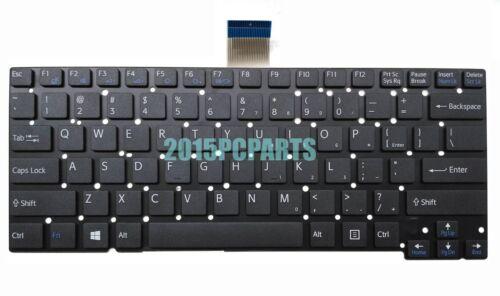 Original New For Sony Vaio Fit 13 SVT13 SVT1311 SVT1312 SVT1313 Keyboard US