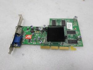 Image Is Loading ATI Radeon 9200 128MB Desktop AGP Video Card