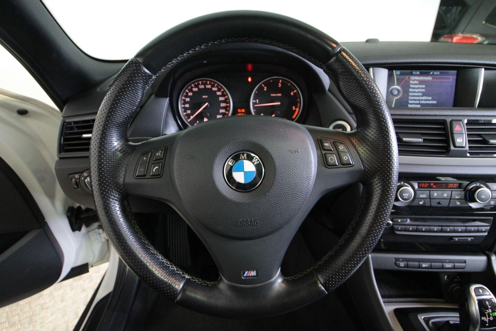 BMW X1 sDrive18d aut. Van