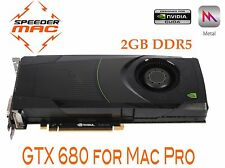  GeForce GTX 680 for Apple Mac Pro 3.1 to 5.1 - 2 GB GDDR5, Nvidia CUDA, Metal