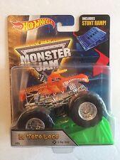 2015 Hot Wheels Monster Jam X-ray body El Toro Loco MOC #04
