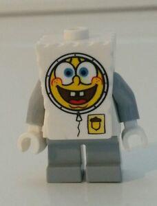 LEGO-Spongebob-Square-Pants-Mini-Figure-New-Without-Tag-or-Box