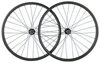 Mtb Bike 29er Carbon Wheelset 25mm Depth 27mm Width Mountain Bike Carbon Wheels
