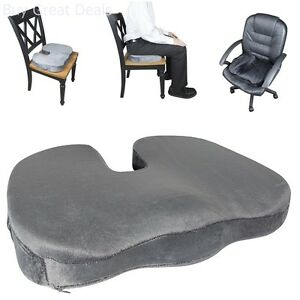 Gel Seat Cushion Orthopedic Pad Comfort