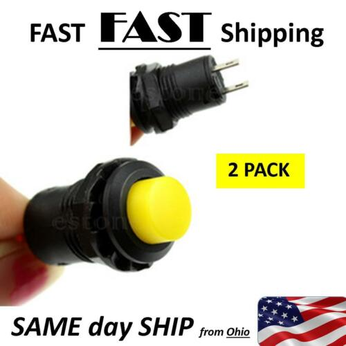 latching switch NEW 12vDC /& AC applications SCHOOL Electronics Supply