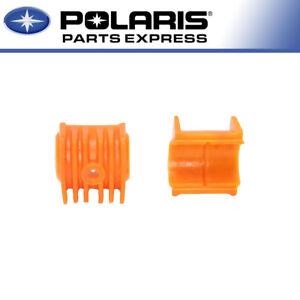 NEW POLARIS UPPER STEERING BUSHING SET 5433415 5433416 TRAILBOSS SPORTSMAN OEM