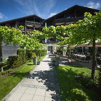 Allgäu Wellness Reise 2Personen inkl. HP 4* Lindner Park Hotel + Spa Oberstaufen