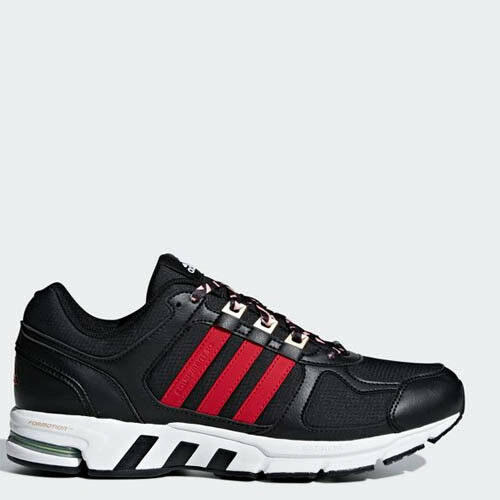 Adidas B96535 Equipment 10 CNY Running shoes black red sneakers