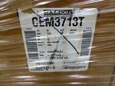 Baldor Motor Cem3713t 15hp 3500rpm 3ph 60hz 215tc 3752m Tefc F