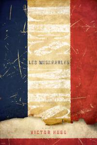 Les-Miserables-Victor-Hugo-Art-Print-Poster-24x36-inch