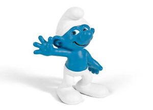 Clumsy-Smurf-Schleich-Smurfs-movie-2011-toy-figure-NEW