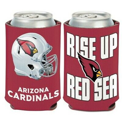 WinCraft NFL Arizona Cardinals Slim Can Cooler One Size Team Colors