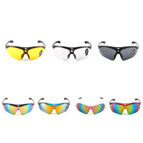Outdoor Sport Glasses Cycling Sun Eyewear UV400 Bicycle Running Bike Riding