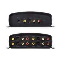 Radioshack 1500320 1-input/4-output A/v Component Video Sound ... Free Shipping
