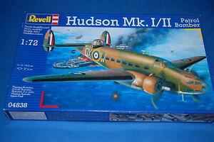 Revell-04838-Hudson-Mk-I-II-Patrol-Bomber-scala-1-72
