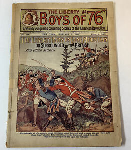 1912-pulp-LIBERTY-BOYS-OF-76-580-Revolutionary-War