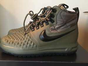 ´17 Taille 8 Lf1 Medium Marque 916682 Nouvelle 5 Olive Hommes Nike Duckboot 202 WYbDH2e9EI