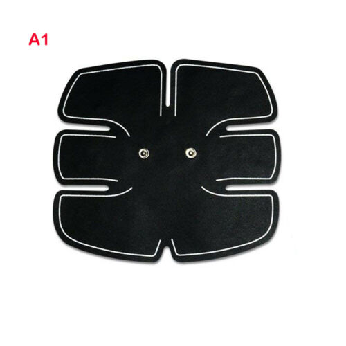 Pad USB Men Women Abdominal Hip Muscle Trainer Toner Abs Smart EMS Fitness Gym