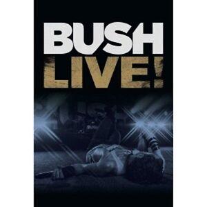 Bush-Live-DVD-rock-alternativo-Nuovo