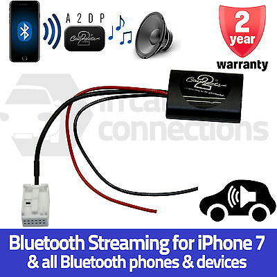 CTABM1A2DP BMW 5 Series E60 E61 A2DP Bluetooth Streaming Interface Adapter input