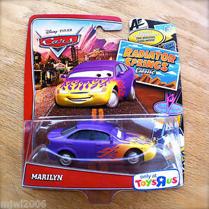 Disney PIXAR Cars MARILYN RADIATOR SPRINGS CLASSIC TOYS R US TRU ...