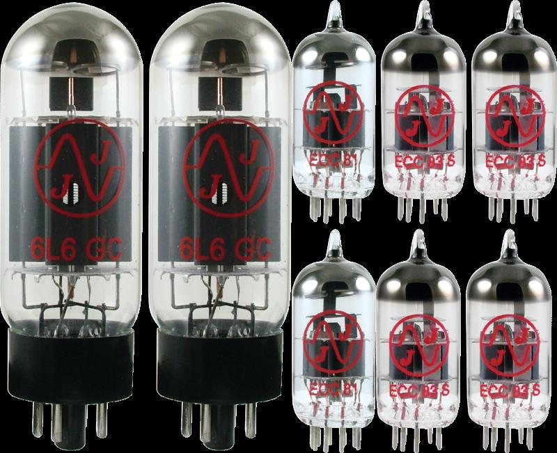 Tube Set - for Fender Fender Vibrosonic JJ Electronics APEX Matched Power Tubes