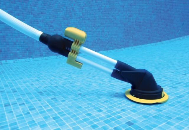 Kokido Zappy Automatic Vac Above Ground Swimming Pool and Spa Vacuum Cleaner