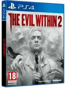 The Evil Within 2 PS4 - Version FR