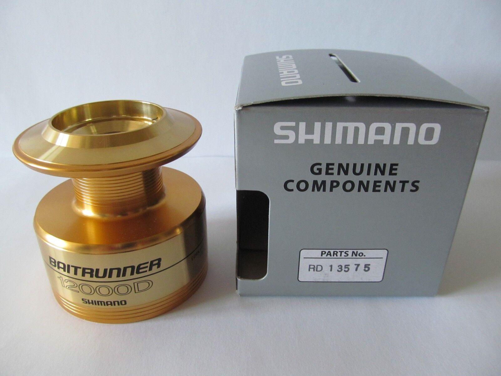 Shimano bobina di ricambio per adattarsi Baitrunner 12000 D D D (RD 13575) c65e7a