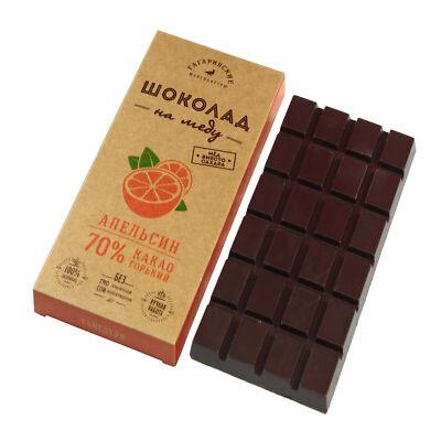 Dark Chocolate Orange All-Natural Honey-based 85 g