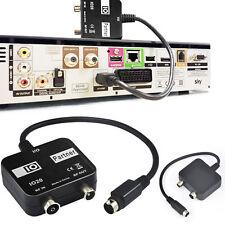 2016 IO-LINK / SYNC / BOX RF2 MODULATOR OUTPUT FOR SKY HD BOX USE WITH MAGIC EYE