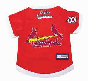 NEW-ST-LOUIS-CARDINALS-PET-DOG-PREMIUM-MLB-ALTERNATE-JERSEY-w-NAME-TAG-ALL-SIZE