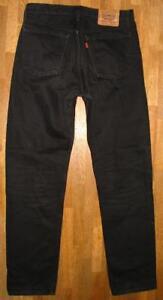 gt-gt-gt-LEVI-S-615-JEANS-LEVIS-Blue-Jeans-in-schwarz-in-W34-034-L34-034