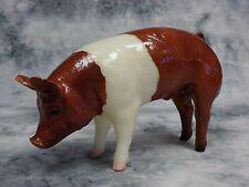 Breyer * Short Ribs * 711160 Breyerfest Glossy Jasper Pig Hog Swine Model Animal