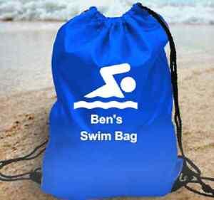 Customised-kids-gym-bag-back-to-school-swim-your-name-swimmer-design-pe