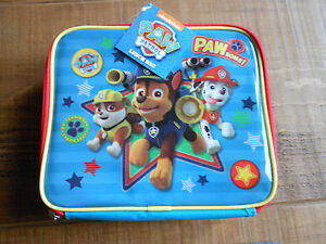 Official-Paw-Patrol-Pawsome-Lunch-Bag-Box-Nickelodeon-BRAND-NEW