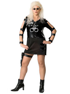 Details About Beth Costume Dog The Bounty Hunter Adult Womens Costume New Standard Halloween
