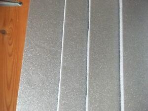 Depron foam  6mm X 400mm x 250mm 4 Sheet Pack Grey