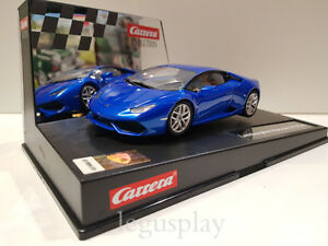 Slot-car-SCX-Scalextric-Carrera-27514-Evolution-Lamborghini-Huracan-LP-610-4