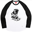 Supreme-Lee-Quinones-Lion-Raglan-Baseball-Top-Subway-art-neuf-avec-etiquettes miniature 1