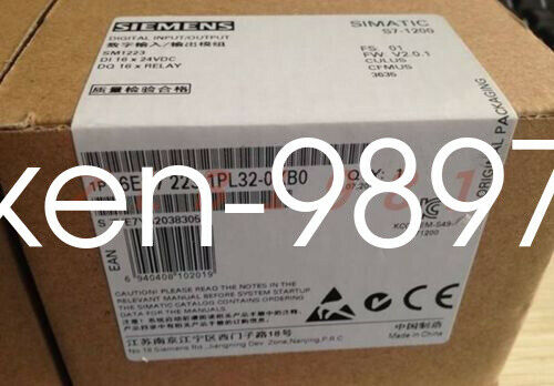 1PC New Siemens 6ES7 223-1PL32-0XB0 6ES7223-1PL32-0XB0 In Box