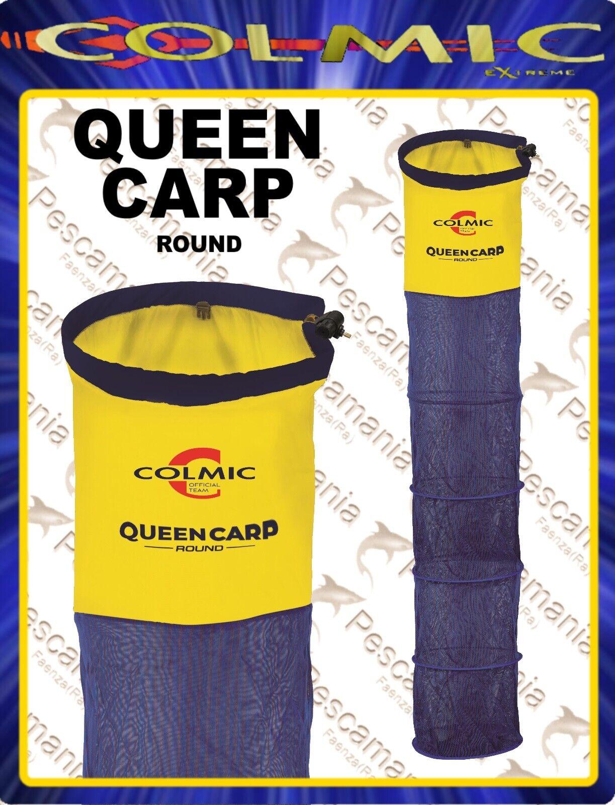 Nassa colmic queen voiturep Round mt.2, 50-3,00-3,50-4,00