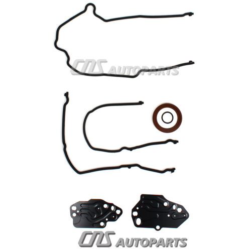 Timing Chain Kit W// Cover Gaskets 04-10 For Ford F-150 F250 Lincoln 5.4L SOHC