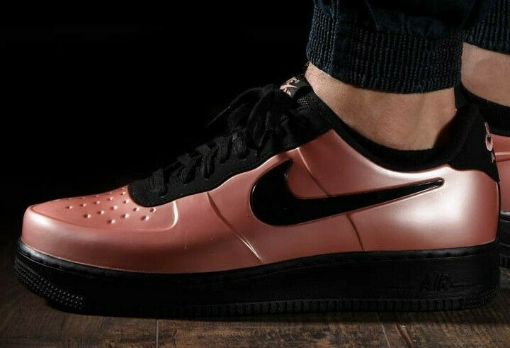 NIKE AIR FORCE 1 FOAMPOSITE PRO CUP CORAL STARDUST SIZE 8.5 NEW (AJ3664-600)